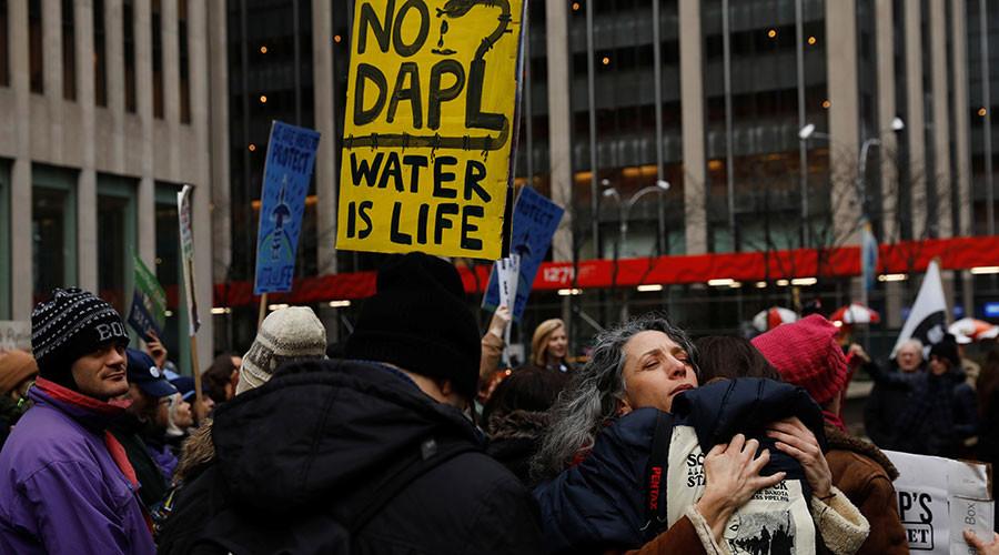 Dakota Access LLC requests judge seal information from public