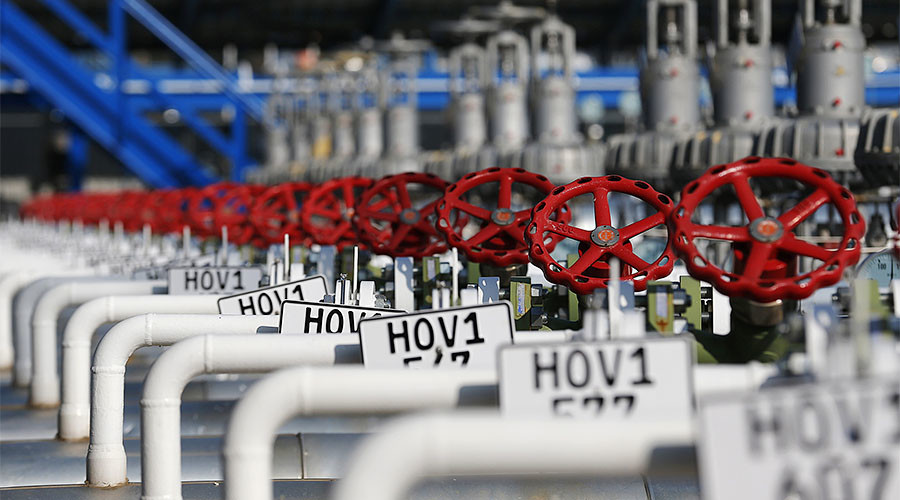 Hungary hungry for Russian gas by hook or by crook