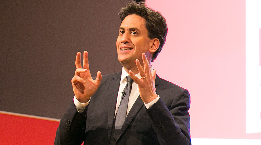 Return of 'Red Ed': Miliband tipped for Labour shadow cabinet…but will he accept?