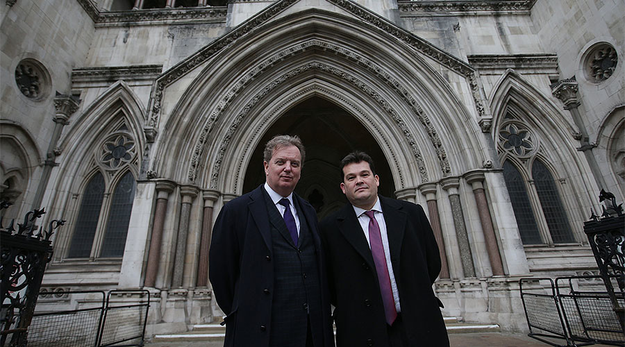 Fresh legal challenge to Brexit quickly dismissed by High Court