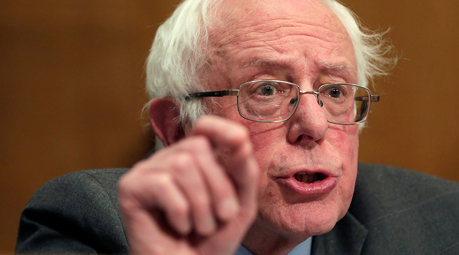 Trump is a 'fraud' who'll 'sell out middle & working class' – Bernie Sanders