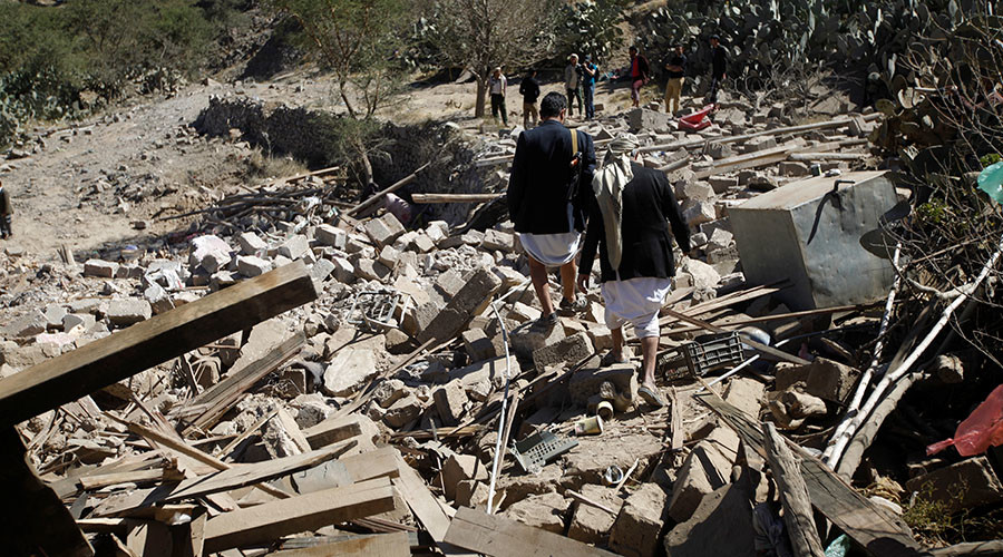 Billions in 'illegal' British arms sales to Saudi Arabia under threat in High Court
