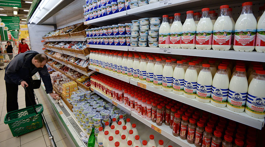 Russia produced $4bn worth of food since banning Western imports