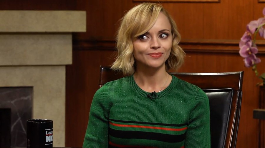 Christina Ricci on women in Hollywood, fame, & new Amazon series