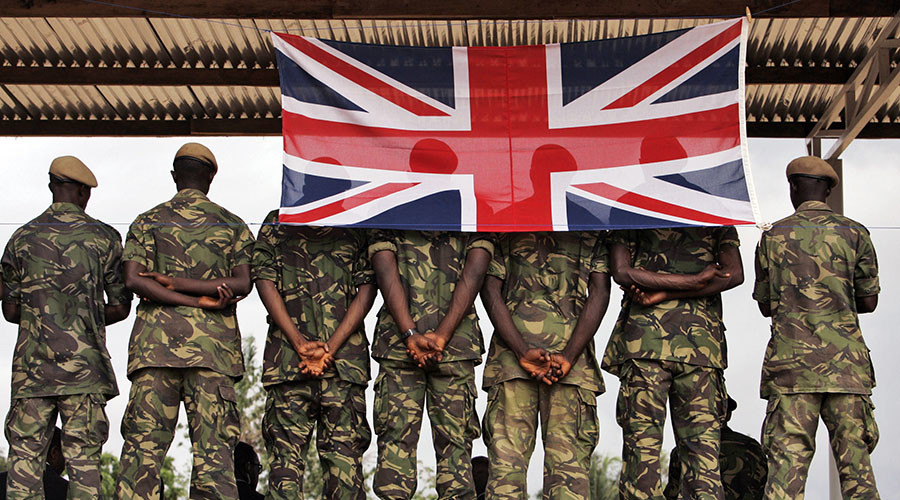 Minister dodges question on whether UK troops could fight in South Sudan to protect aid