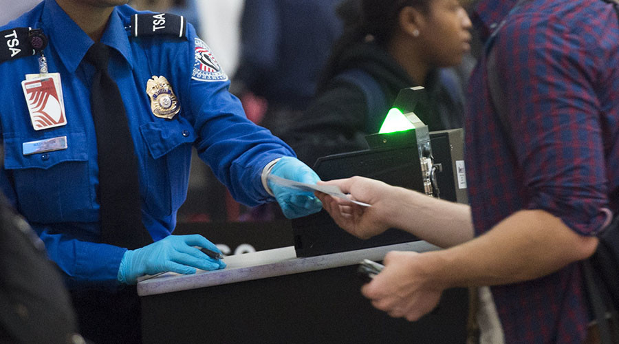 DHS security report gravely worried that would-be terrorists could be among US airport insiders