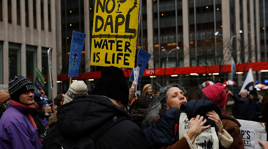 Army Corps of Engineers to grant final Dakota Access Pipeline permit; tribe vows to fight