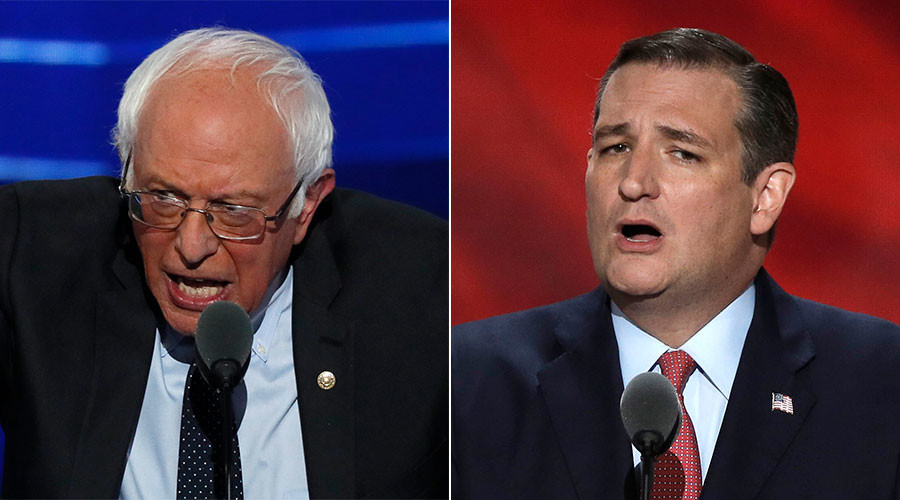 Big Insurance, FDA or Pharma as cause of all evil: Sanders and Cruz clash over healthcare