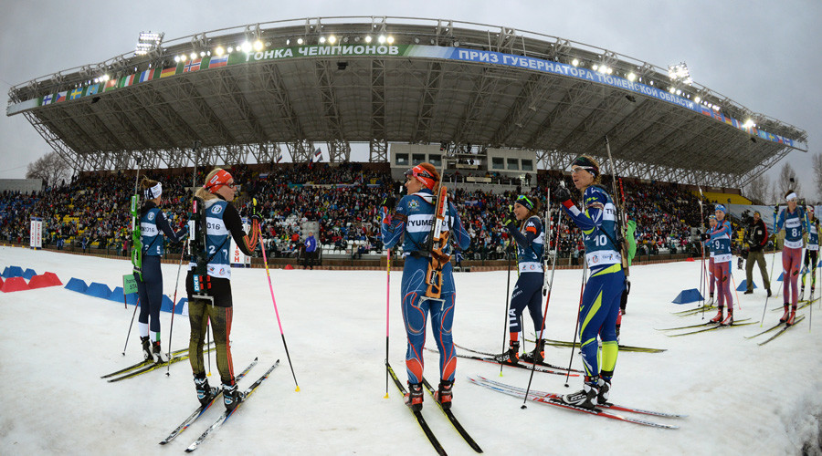 International Biathlon Union tells Russia to give up right to host 2021 World Championship