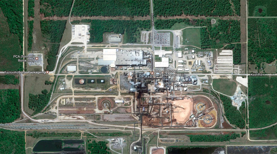 3 dead, 1 missing as explosion rocks Louisiana box factory