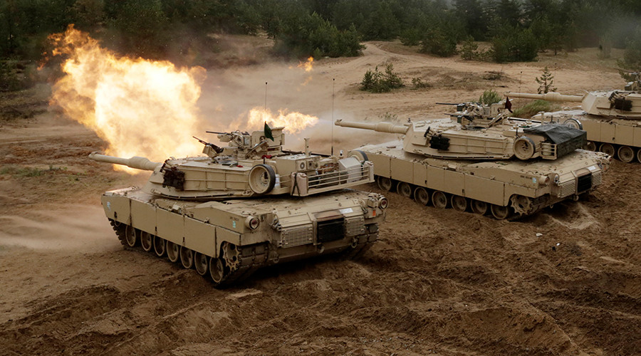 Spacecraft supplier Orbital ATK wins $45mn military deal to make 'game changer' tank ammo