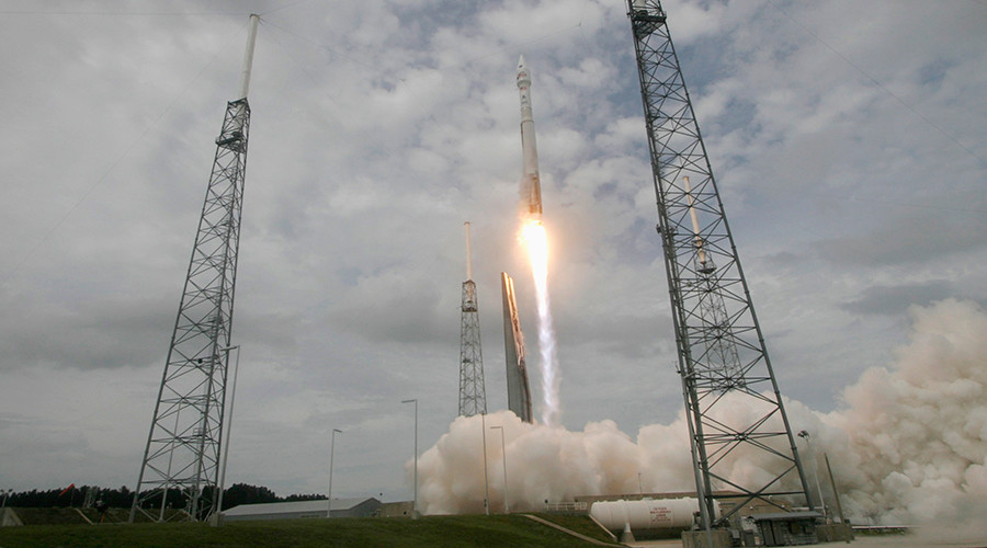 NASA's Space Launch System counts down to liftoff