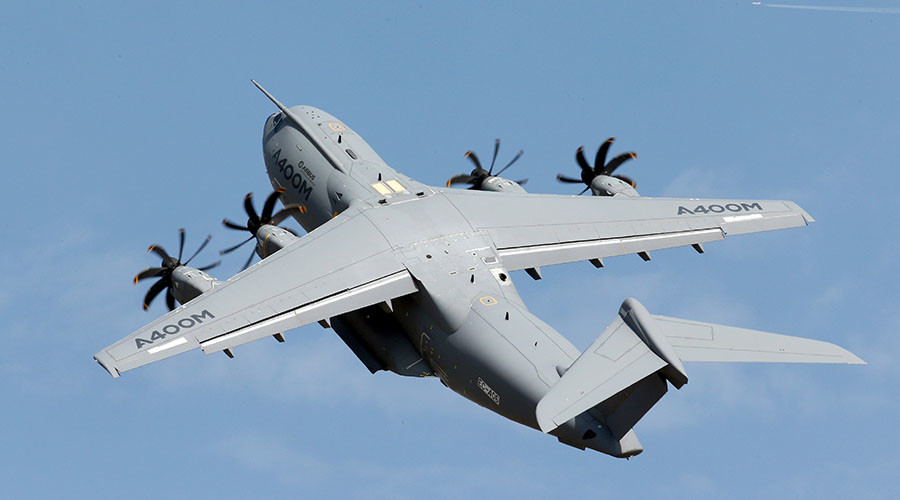 Only 1 of Germany's 8 Airbus A400M military planes ready for use – air force