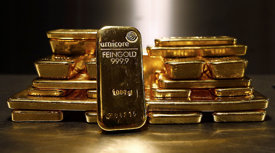 Germany repatriating gold faster than planned as confidence in euro plunges
