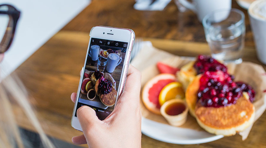 Instagram-obsessed millennials wasting tons of food – study