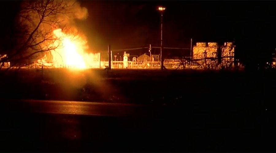 Pipeline to move fracked gas across Pennsylvania as critics cry foul