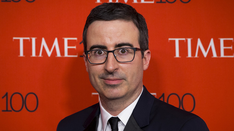 Another season of John Oliver, shameless pro-establishment shill