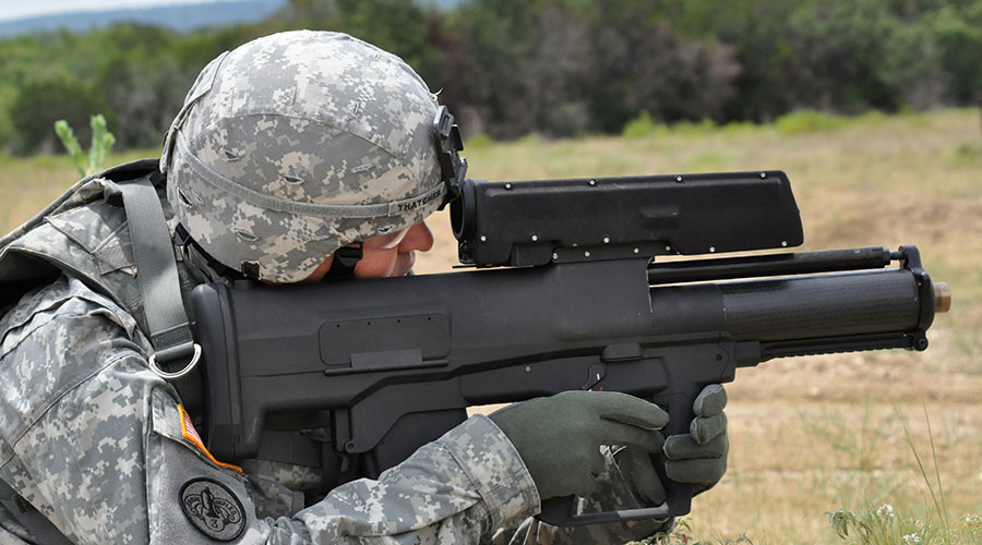 German firm refuses key component for US grenade launcher over 1868 international law