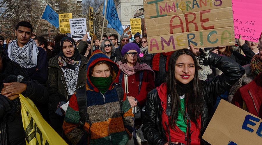 ICE raids stoke fears among undocumented immigrants & activists