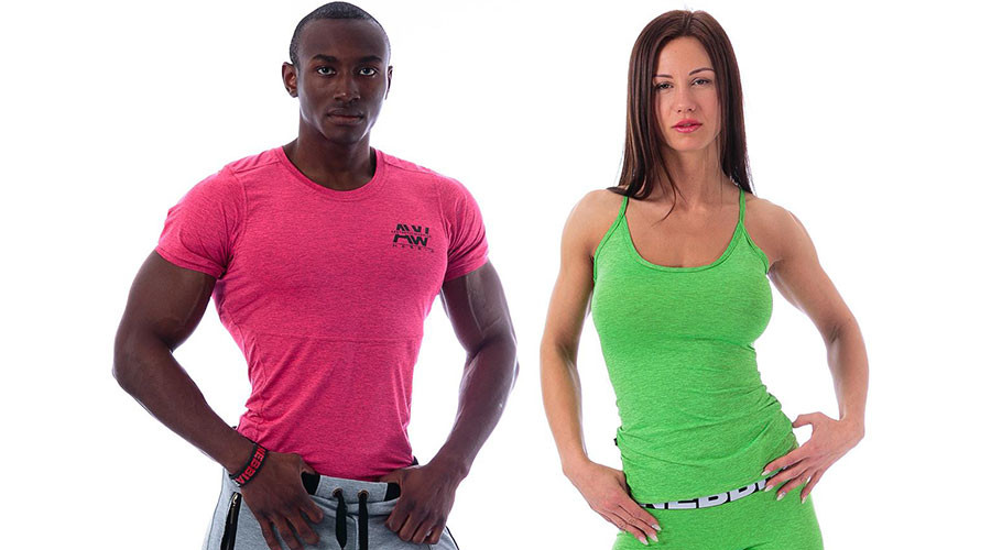 Customers livid over black model in sportswear ad can apply to 'I'm racist' email address for refund