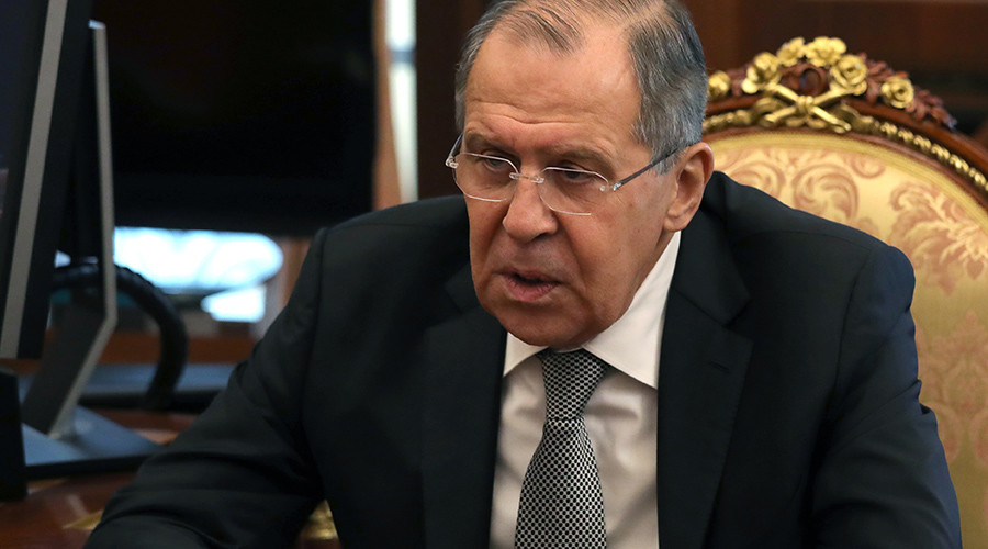 Russian FM Lavrov expects to talk to US counterpart Tillerson soon on Ukraine & bilateral relations