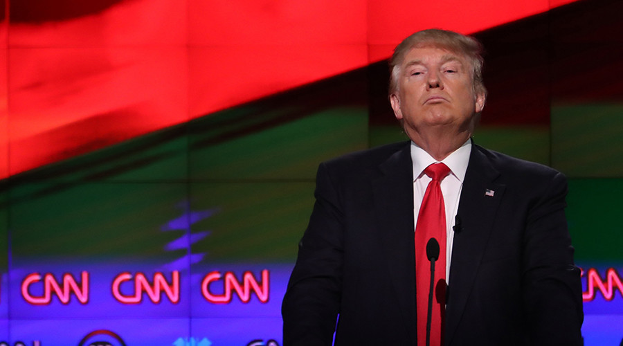 Fake news face-off: Trump & CNN in spat over POTUS comments… again