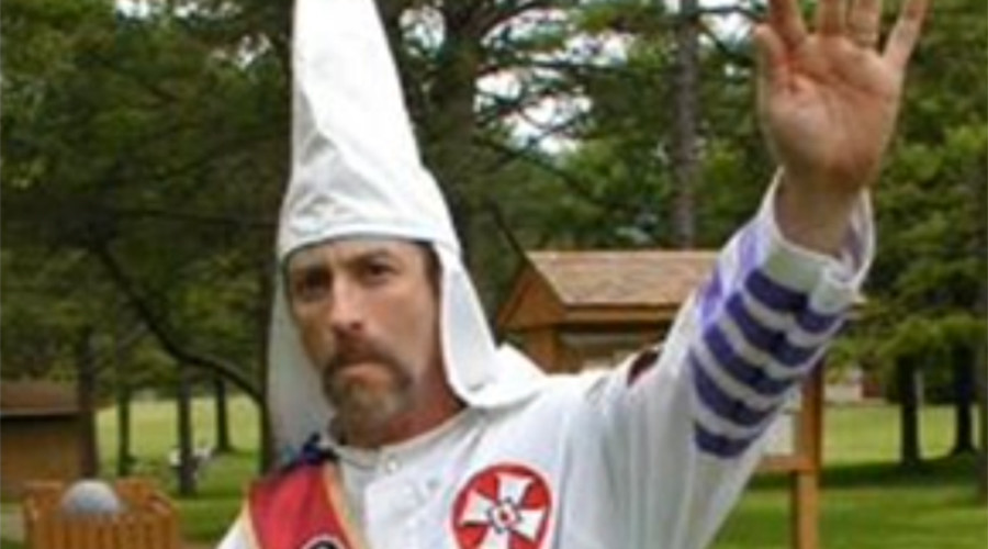 Wife, son arrested for murder of KKK imperial wizard