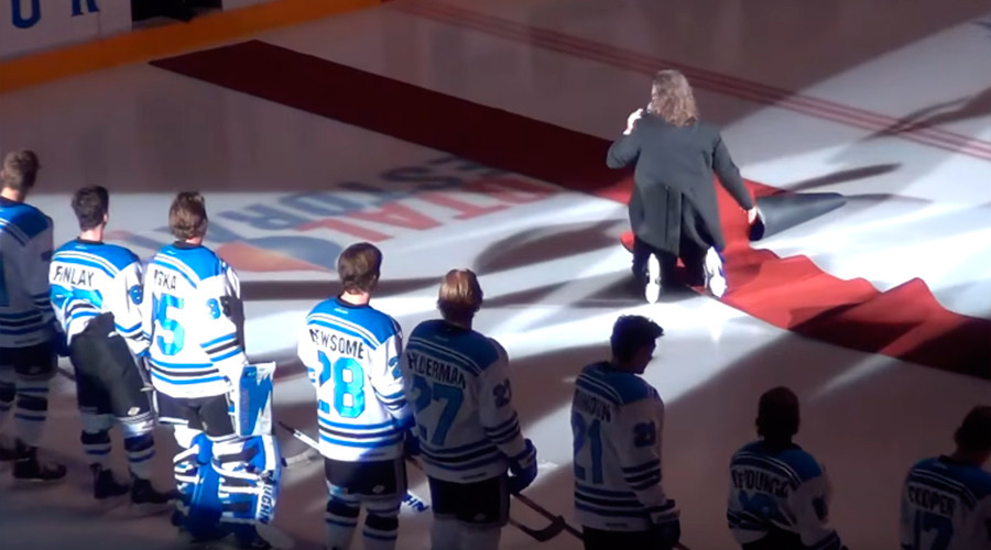 From hiccups to slip-ups: A rundown of the biggest national anthem fails (VIDEOS)