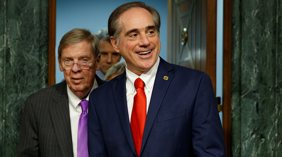 Senate confirms David Shulkin as Veterans Affairs secretary