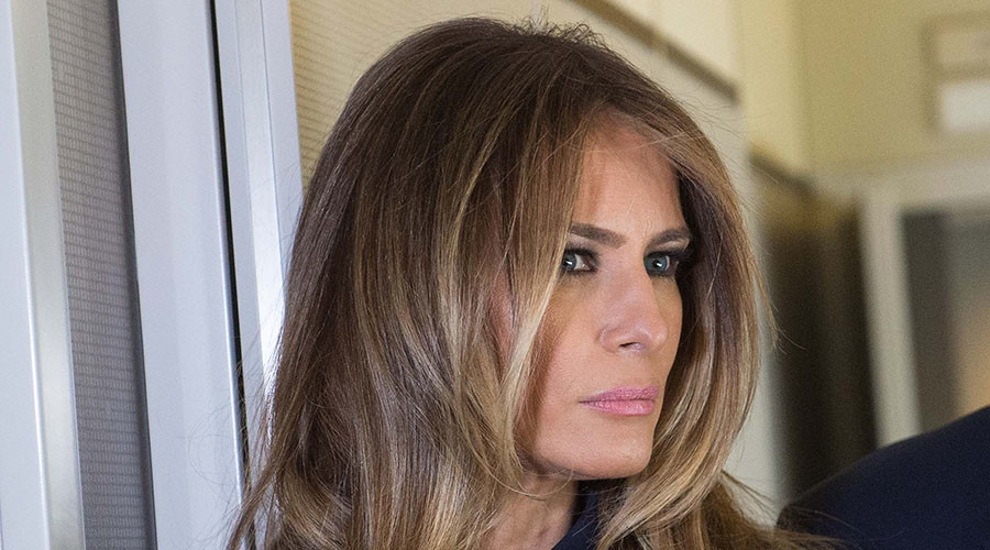 FLOTUS Melania Trump mercilessly trolled for tweet in support of women