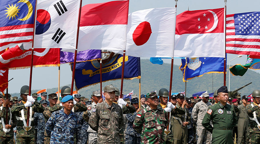 US sends admiral to launch massive Cobra Gold war games in Thailand