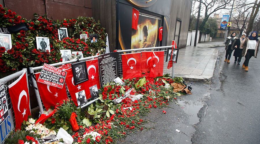 Turkey detains suspected Reina club attack mastermind