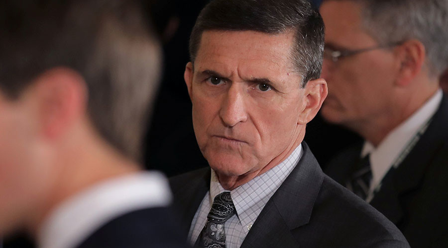 Trump 'told me to go out and talk more': Flynn's final interview before resignation
