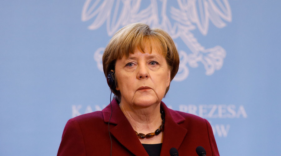 2 of 3 Germans want Merkel out, while Social Democrats make unforeseen gains