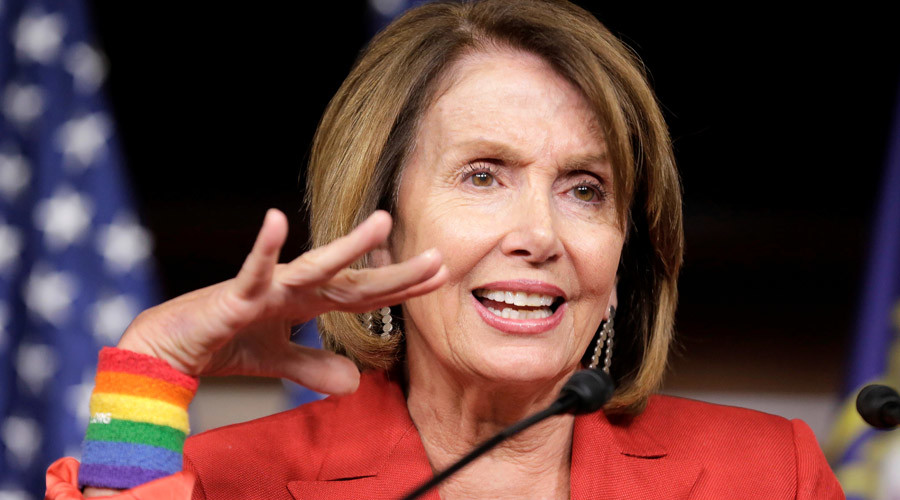 Check your sources: Pelosi fooled by fake Flynn tweet (VIDEO)