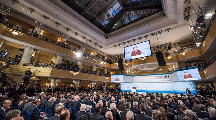 Munich Security Report: Here comes the apocalypse