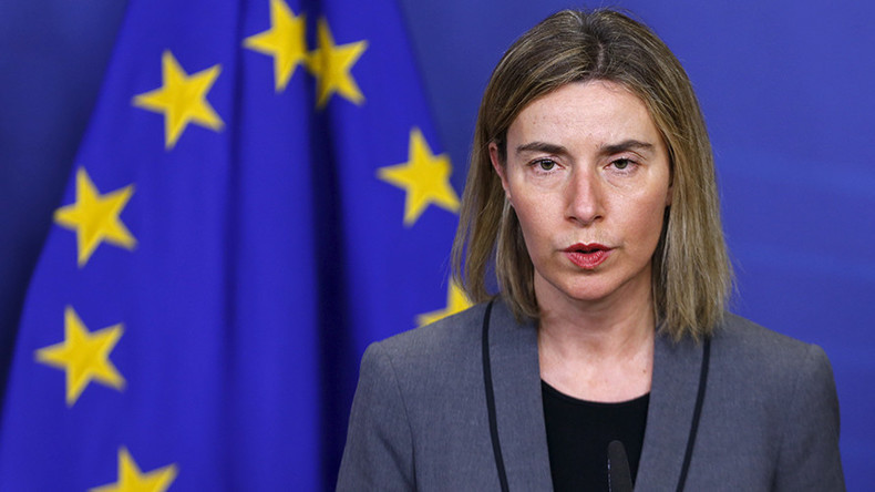 Why EU considers divided US 'dangerous' to rest of world?