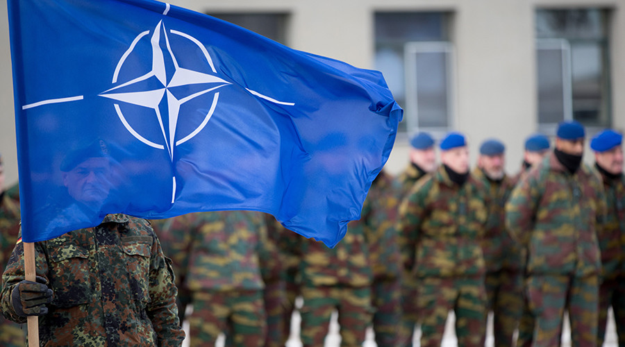 Putin: NATO keeps trying to draw Russia into confrontation, meddle in internal affairs