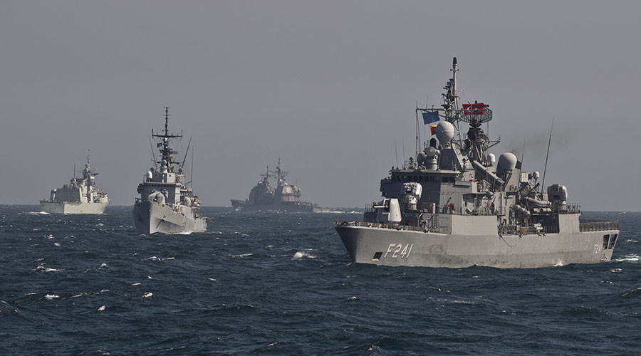 'Vicious circle': Moscow warns NATO Black Sea buildup & increased spending may lead to new Cold War