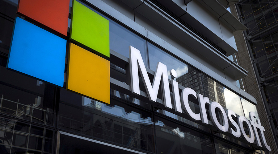 Microsoft products suffer major outage - reports