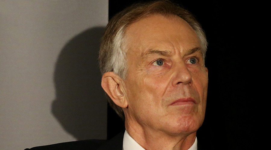 'Revolting' Tony Blair says 'Brexit not inevitable'... & blames Labour for losing referendum