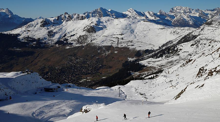Alps could lose over 70% of snow by end of century – study
