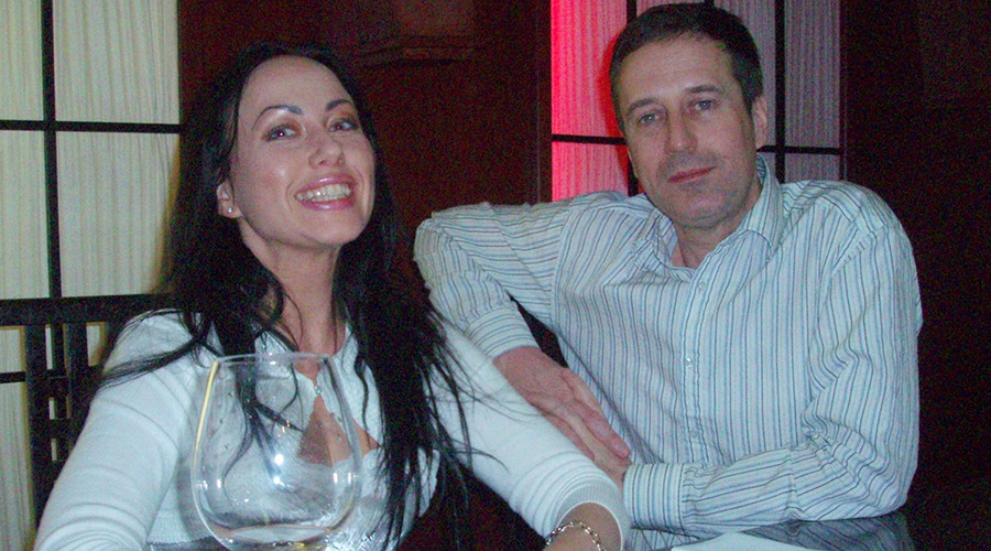 Ukrainian ex-stripper wife of killed British millionaire at center of new investigation