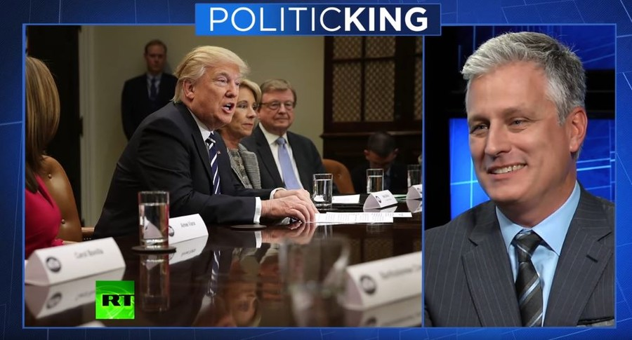 Trump 'is different, but he's winning' – fmr US envoy to UN