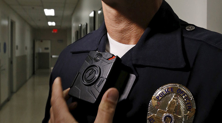 Taser's new AI-powered body cams can recognize everyone
