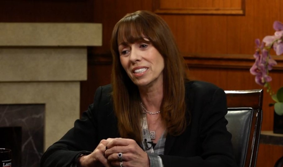 Mackenzie Phillips on addiction, recovery, & her new career