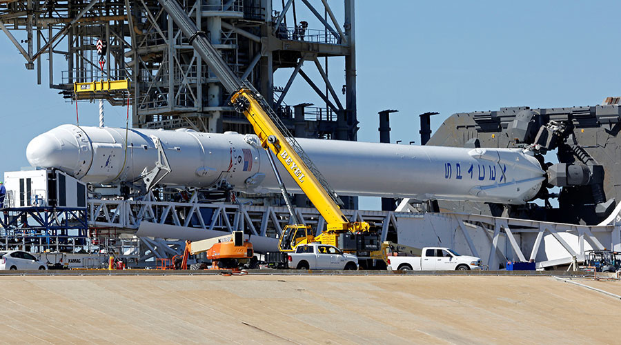 SpaceX rocket launch aborted due to technical difficulties, rescheduled for Sunday- NASA (VIDEO)