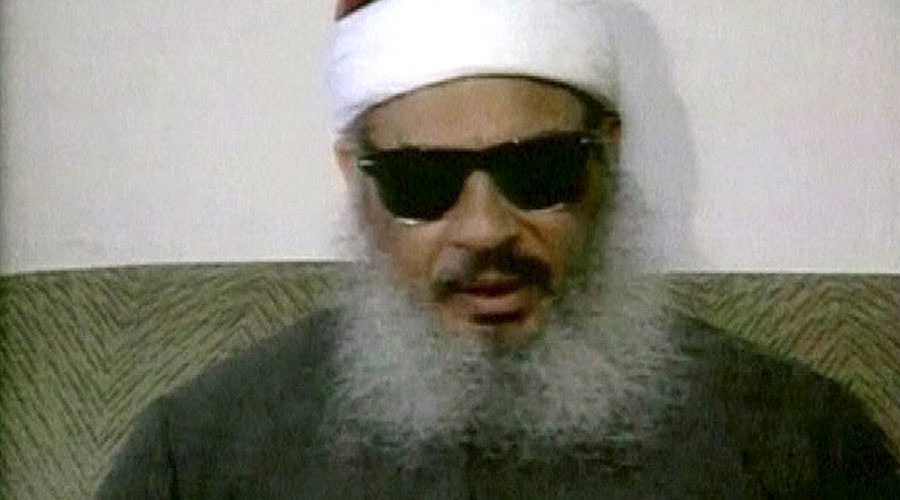'Blind Sheikh' behind 1993 World Trade Center bombing dies in prison