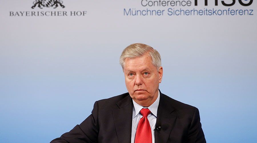 'Year of kicking Russia in the ass': US Senator Graham urges more Russia sanctions