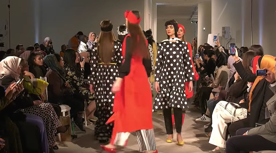 London 'Modest Fashion Week' launches for Muslim women